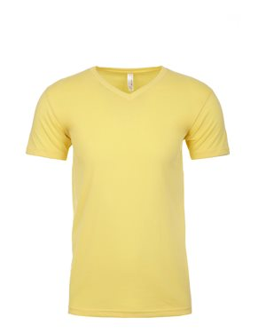 d0cece14cfb1 Next Level Men's Premium Fitted Sueded V-Neck Tee. design your own t-shirt