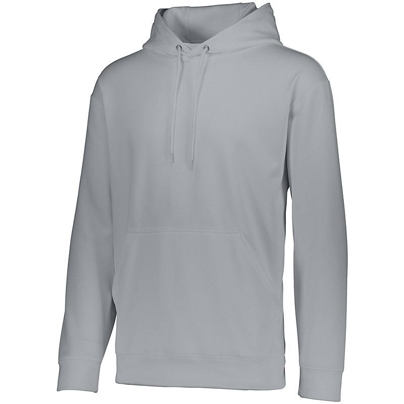 c62a32027 Augusta Sportswear Wicking Fleece Hooded Sweatshirt