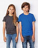 Bella + Canvas Youth 4.2 oz. Jersey T Shirt