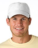 Adams 6-Panel UV Low-Profile Cap with Elongated Bill