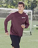 Team 365 Mens Zone Performance Long-Sleeve T-Shirt