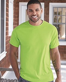 Hanes 100% Cotton 5.2 oz T Shirt
