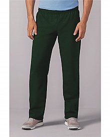 Gildan 8 oz. Heavy Blend 50 50 Open Bottom Sweatpants
