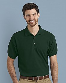 Gildan Cotton Pique Knit Sport Shirt