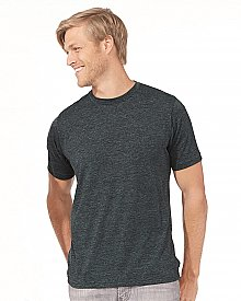 Next Level Men's Poly/Cotton Short-Sleeve Crew Tee