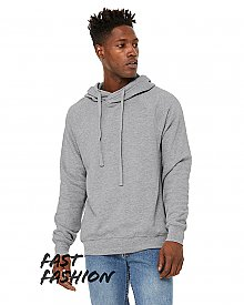 3749C Bella + Canvas Fast Fashion Unisex Crossover Hoodie