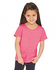 NL3712 Next Level Girls Princess CVC t-shirt