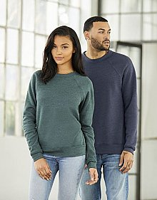 Bella + Canvas Unisex Sponge Fleece Crew Neck Sweatshirt