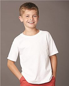 Jerzees Youth Heavyweight 5.6 oz. 100 Cotton T shirt