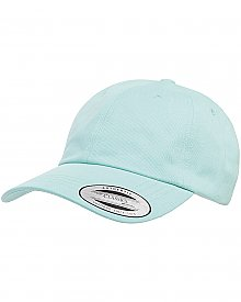 Yupoong Unstructured Peached Cotton Twill Dad Cap