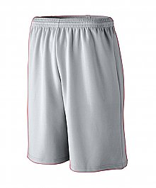 Augusta Sportswear Longer Length Wicking Mesh Athletic Short