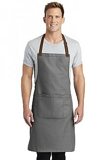 Port Authority ® Market Full-Length Bib Apron