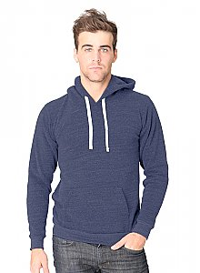 Royal Apparel Unisex Organic RPET Fleece Pullover Hoody