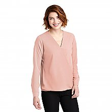 Port Authority Ladies Wrap Blouse