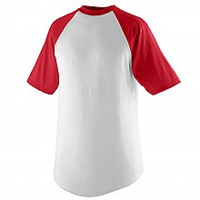 Augusta Sportswear Short Sleeve Baseball Jersey-youth