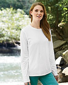Econscious Ladies 4.4 oz. 100 Organic Cotton Classic Long Sleeve T Shirt