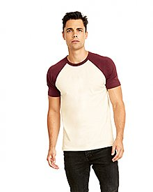 Next Level Unisex Raglan Short-Sleeve T-Shirt