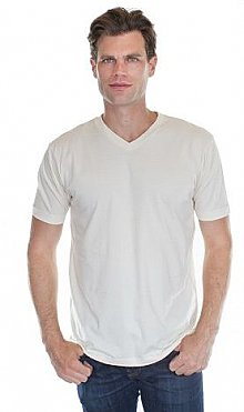 Royal Apparel Organic Short Sleeve V-neck