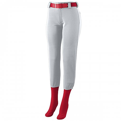 Augusta Sportswear Girls Low Rise Homerun Pant