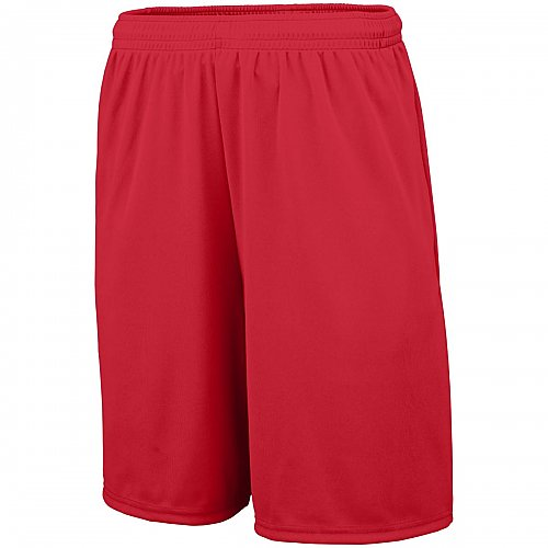 Augusta Sportswear Training Short With Pockets - Youth