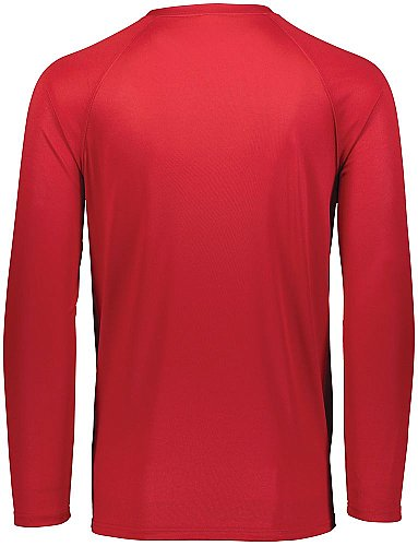 Augusta Attain Wicking Long Sleeve Shirt