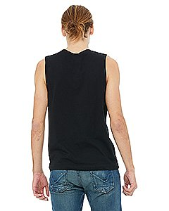 Bella + Canvas Unisex Jersey Muscle Tank