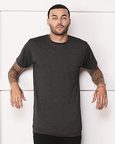Bella + Canvas  Long Body Urban Tee