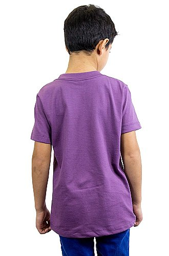 Royal Apparel Organic Youth Short Sleeve Crew Tee