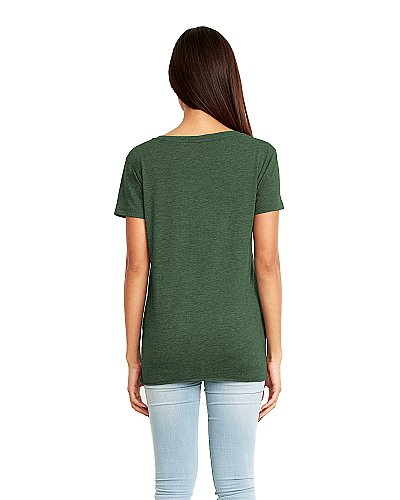 Next Level Women's Festival Scoopneck Tee