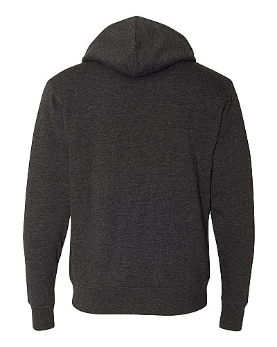 Independent Trading Co. Unisex Sherpa-Lined Hooded Sweatshirt