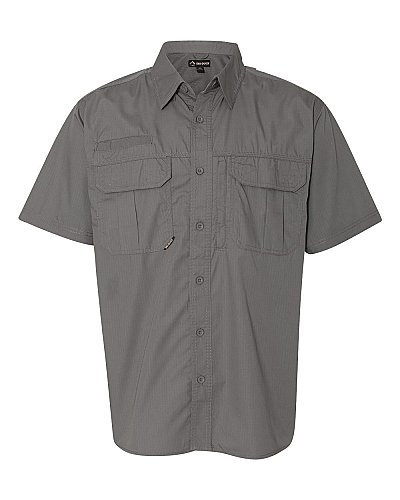 DRI DUCK Short Sleeve Utility Ripstop Shirt