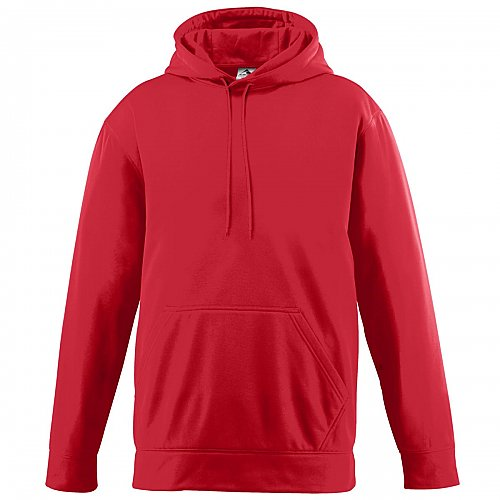 Augusta Sportswear Wicking Fleece Hooded Sweatshirt
