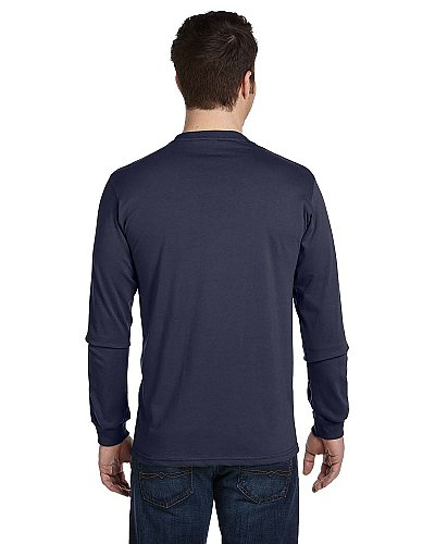 Econscious Men s 5.5 oz. 100 Organic Cotton Classic Long Sleeve T Shirt