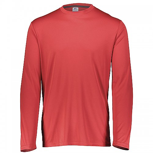 Russell Dri-Power Core Performance Long Sleeve Tee
