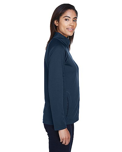 Devon & Jones Ladies' Stretch Tech-Shell Compass Full-Zip